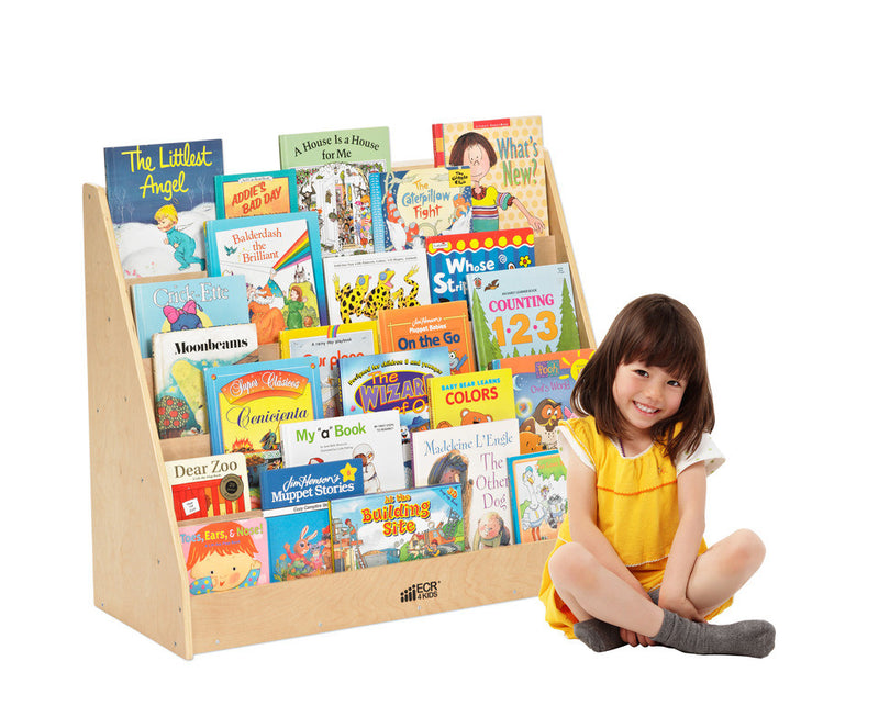 Single Sided Book Display by ECR4Kids