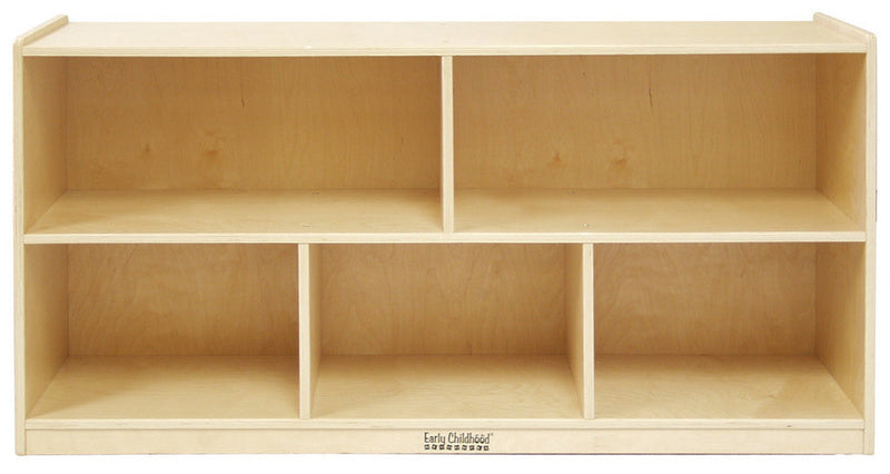Storage Cabinet 48x13x24 (5 compartments)