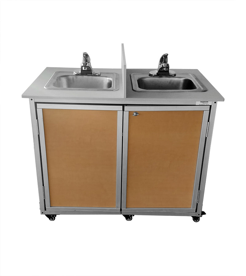 "Monsam Double Sink 30""H"