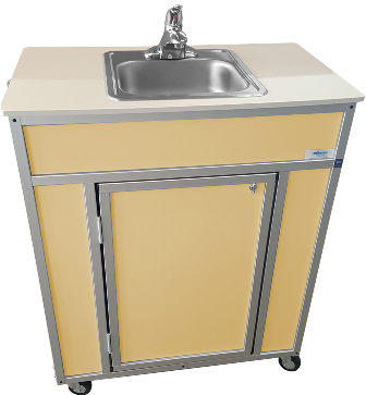 "Monsam NSF Portable Sink 39""H"