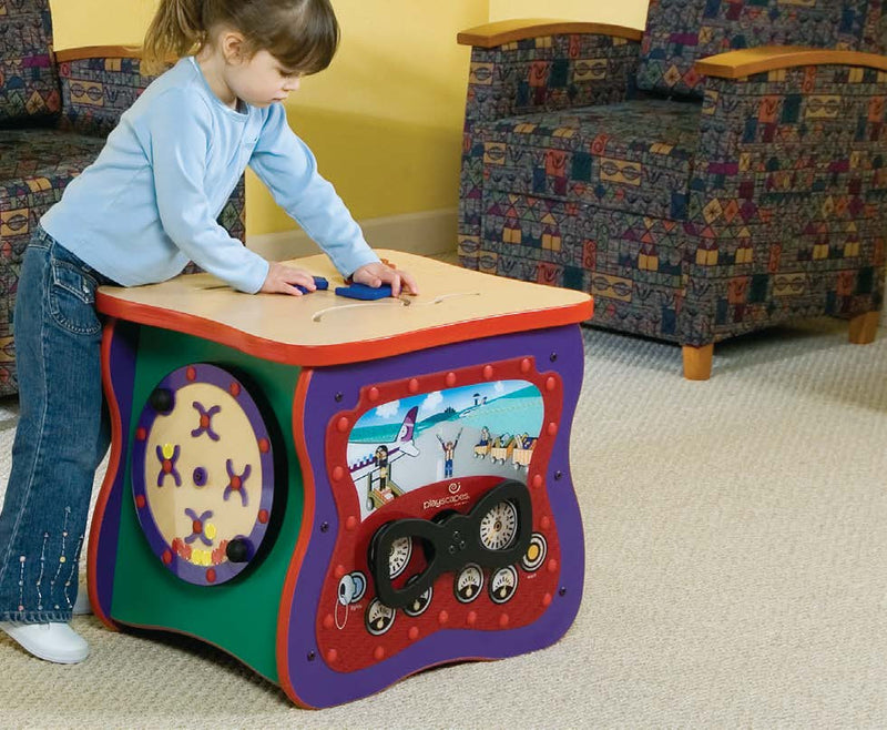 Toddler Oasis Island Play Cube