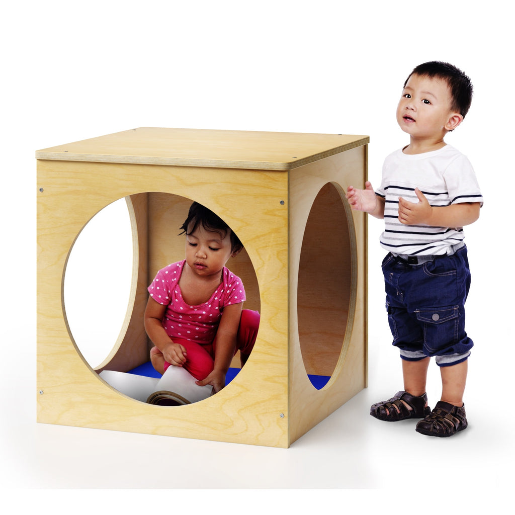Toddler Playhouse Cube