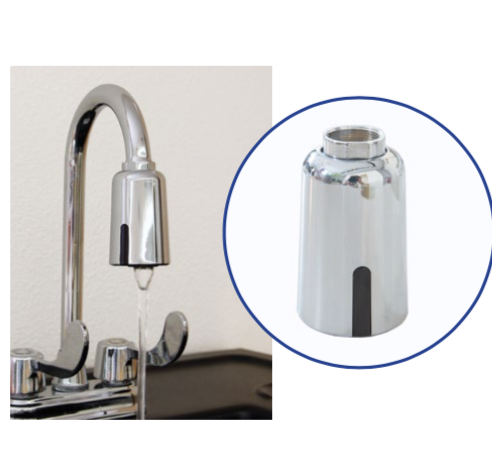 Jonti-Craft Touch-Free Faucet Adapter