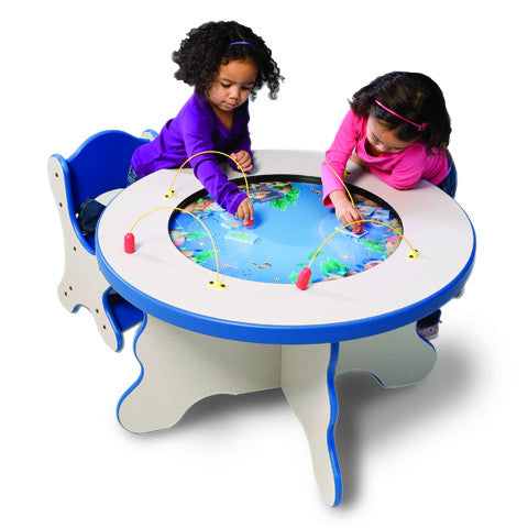SeaScape Magnetic Play Table