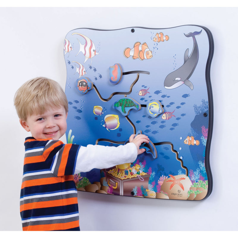 SeaScape Explorer Wall Panel Toy