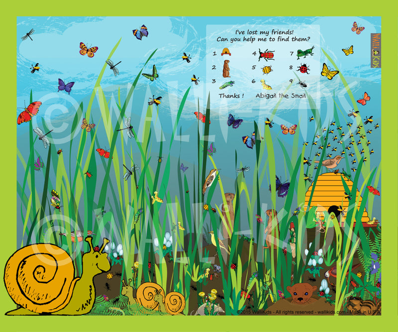 Animal Buddies Wall Art Posters