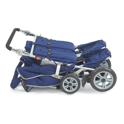 Bye-Bye® 4 Passenger SureStop Stroller by Angeles