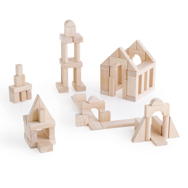 Unit Blocks Set C - 84 Piece Set