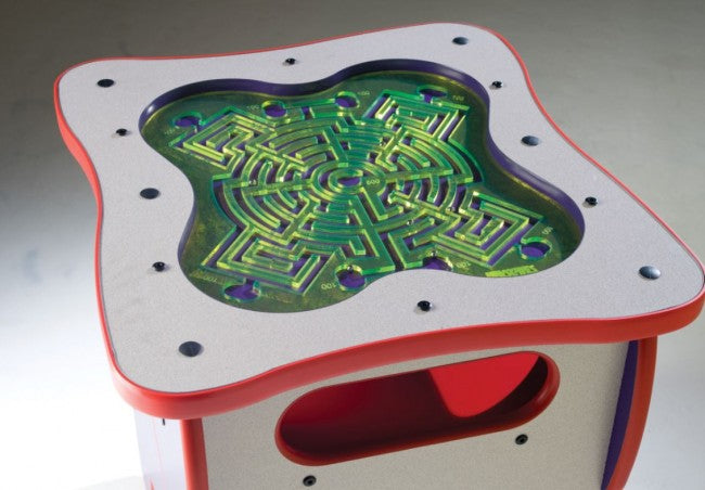 Glow Maze Play Table