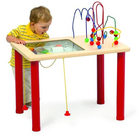 Bead Blast Vehicle Adventure Play Table