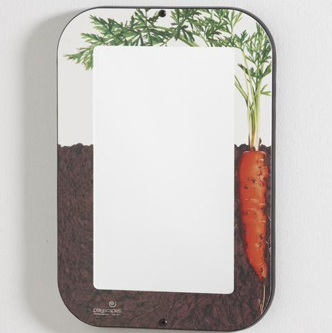 GROWING CARROT MIRROR