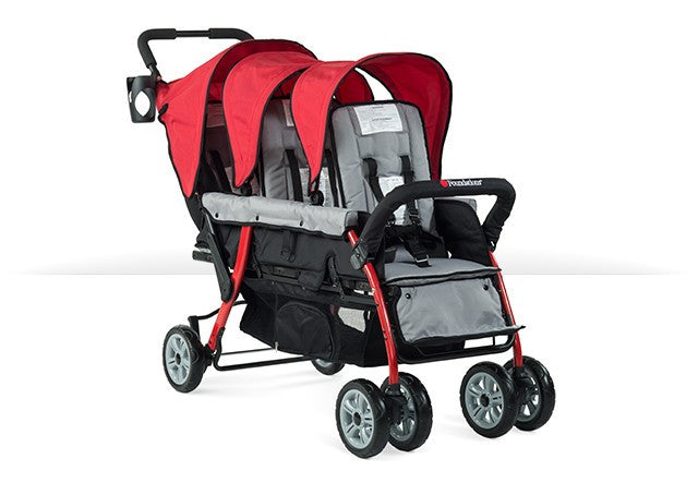 The Trio Sport™ Triple Tandem Stroller