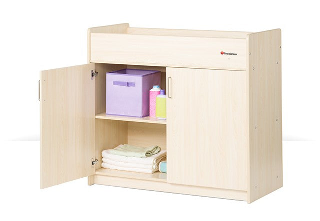 SafetyCraft® Changing Table by Foundations