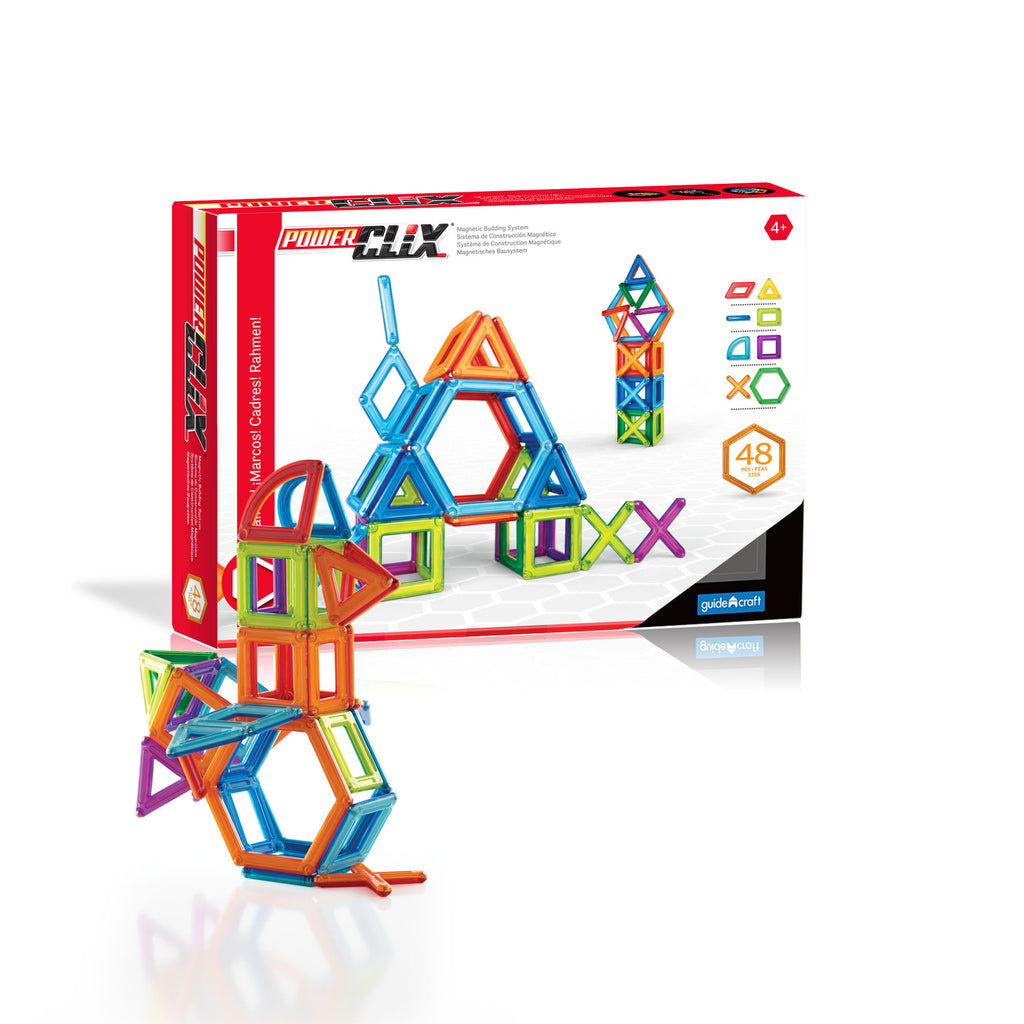 PowerClix® Frames - 48 Piece Set