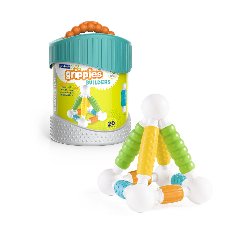 Grippies® Builders - 20 Piece Set