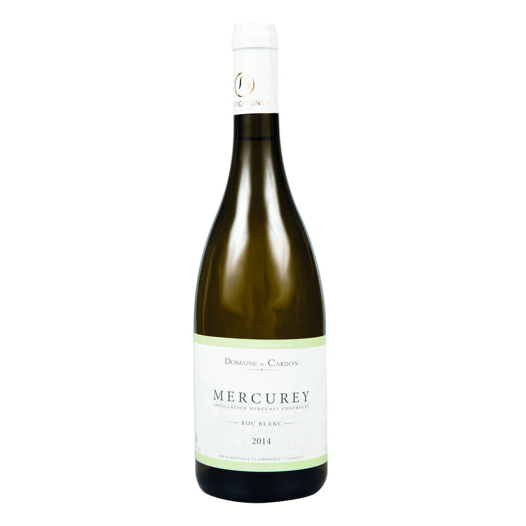 Domain de Cardon Mercurey Blanc 2014