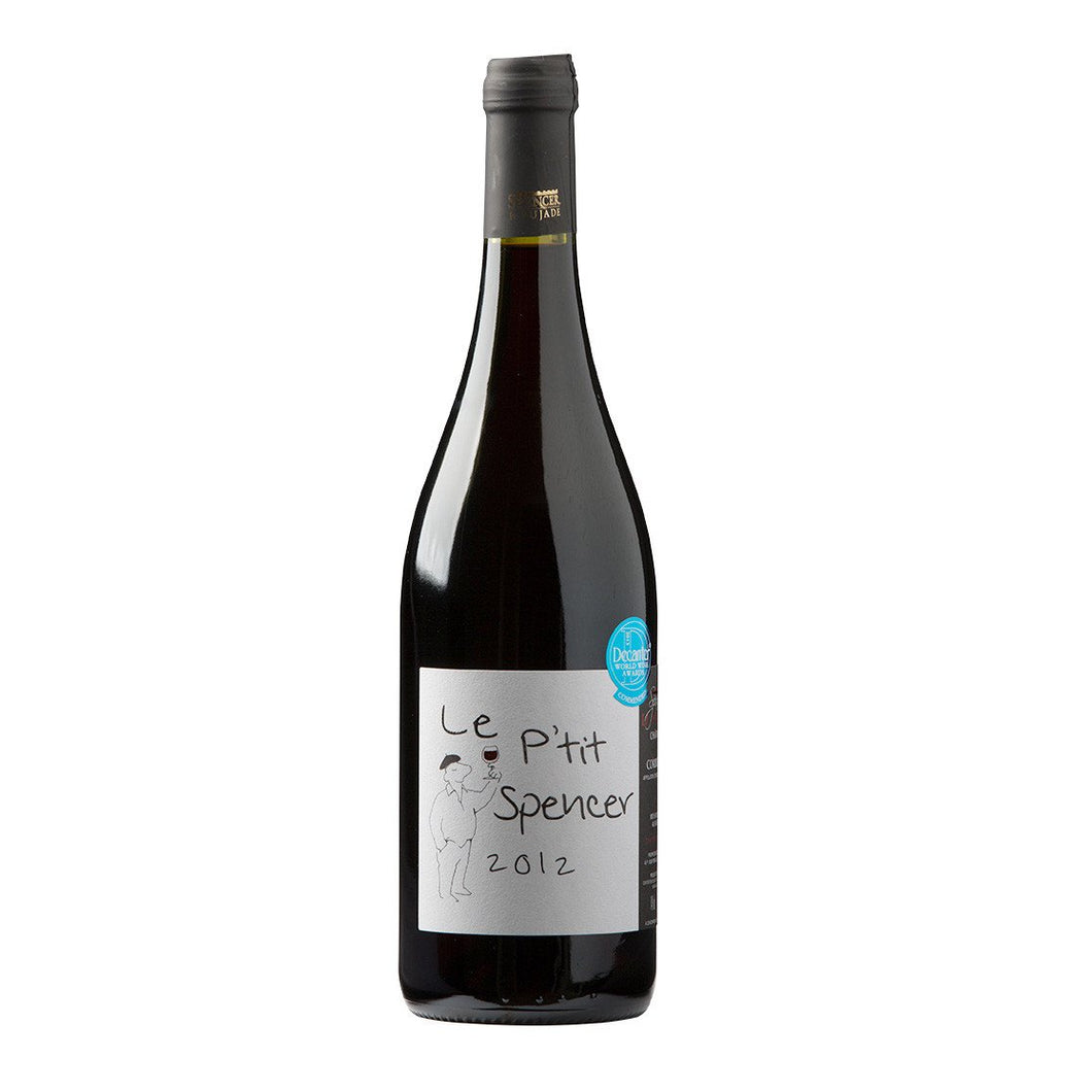 Ch Spencer La Pujade P'tit Spencer 2014