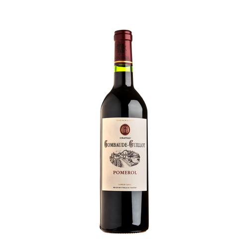 Chateau Gombaude Guillot Pomerol 2008