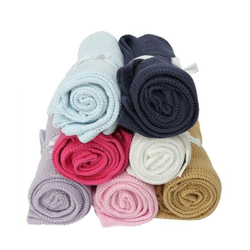 Baby Soft Cotton Blankets