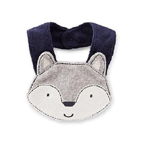 Baby Fox Towel Bibs
