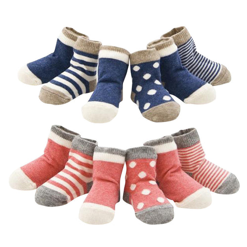 Baby Cotton Socks Set