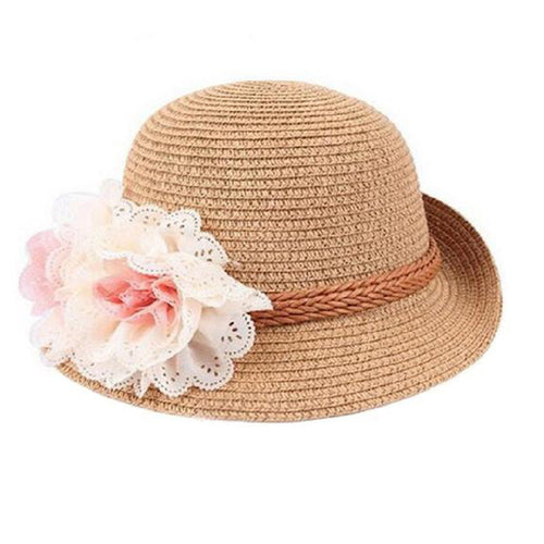 Girl Straw Hats
