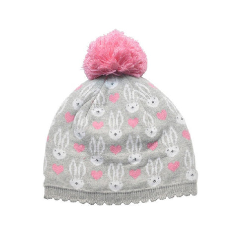 Bunny Winter Hat