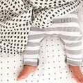 Cross Swaddle Blanket