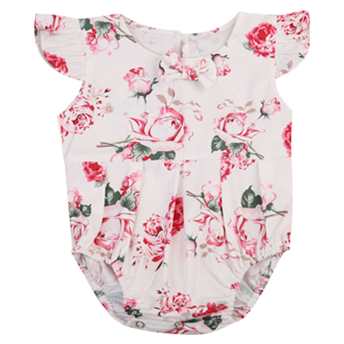 Addilyn Floral Playsuit