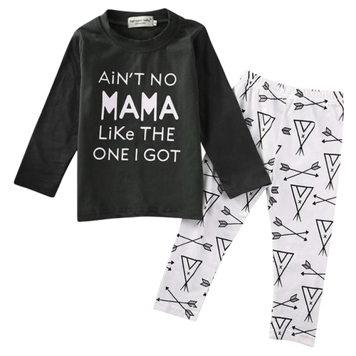 Ain't No Mama Like The One I'v Got Clothing Set