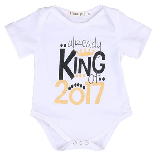 Already King Bodysuit