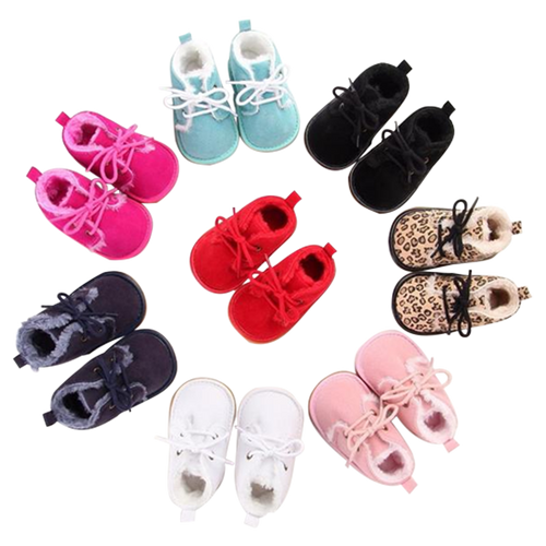 Autumn Baby Warm Shoes