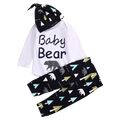Baby Bear Clothing Set