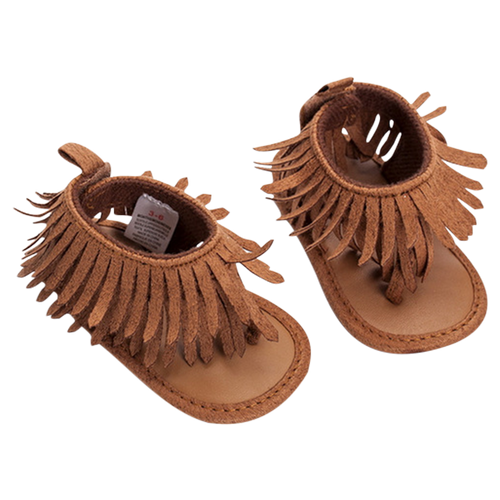 Baby Girls Tassel Sandals