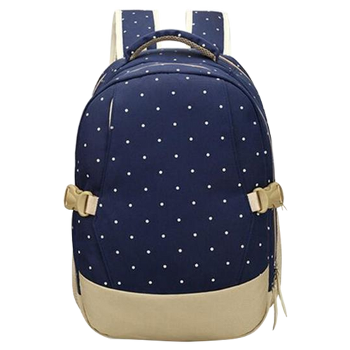 Baby White Dots Diaper Bag