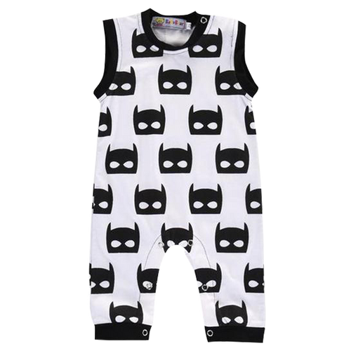 Batman Short sleeve Romper