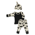Bear 3pcs Clothing Set