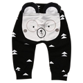Bear Glasses Trouser