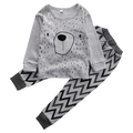 Grey Bear Clothing Set