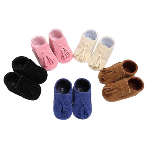 Baby Cute Tassel Shoes