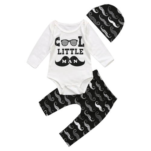 Cool Little Man Clothing Set