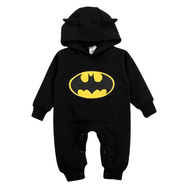 Cosy Batman Playsuit