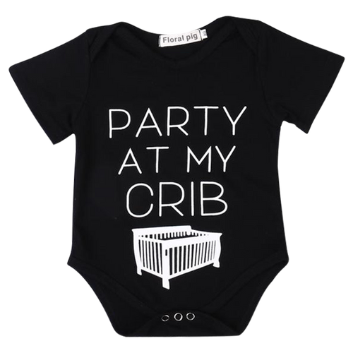 Crib Party Bodysuit