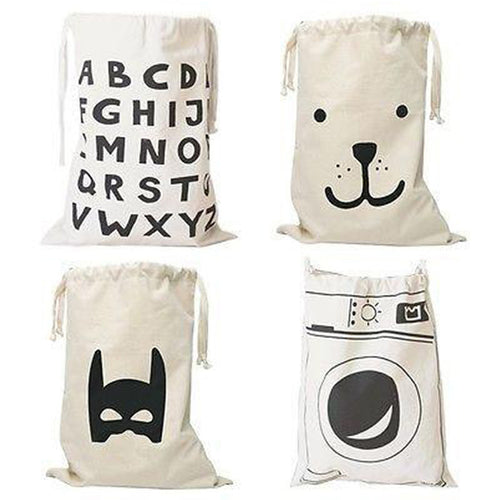 Kids Canvas Bags