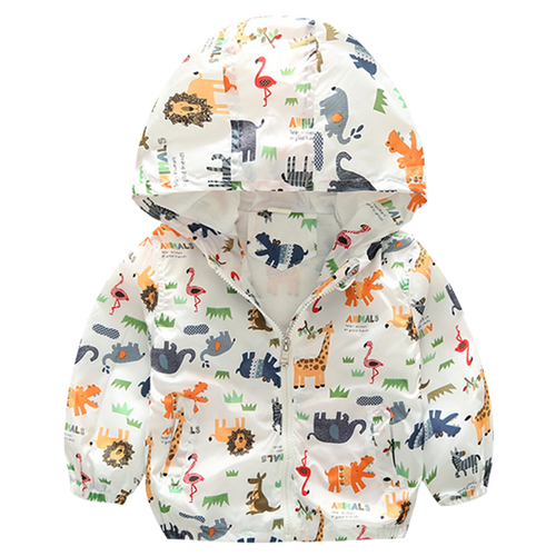 Cute Animals Jacket