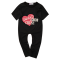 Daddy's Mini Crush Romper