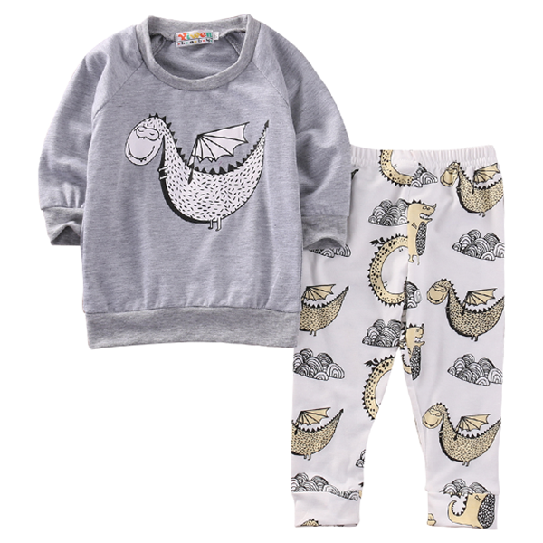 Dinosaur Clothing Set