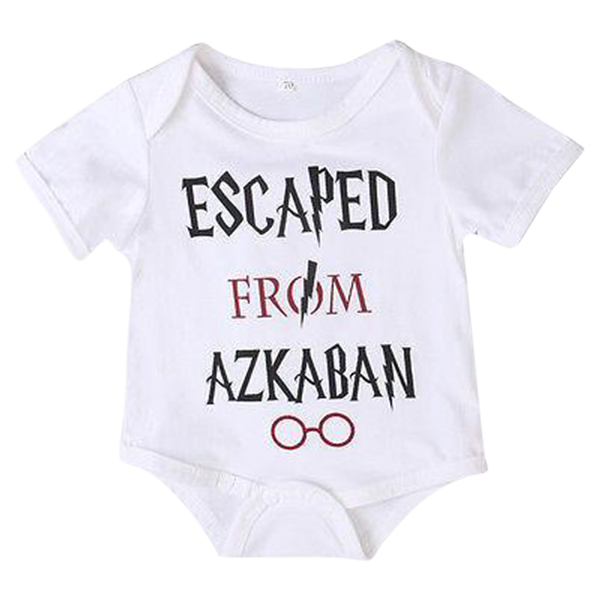 Escaped From Azkaban Bodysuit