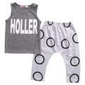 Holler Clothing Set