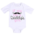 If You Moustache Bodysuit